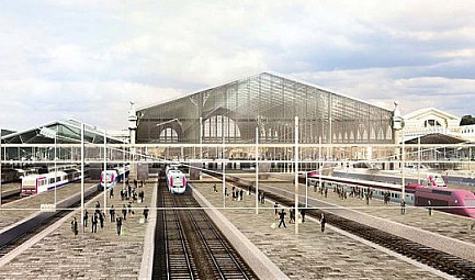 Smart City Smartrezo: La gare connectée un atout important au territoire de demain.