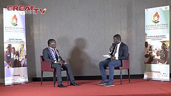 Entretien avec le Ministre ivoirien de la Santé et de l'Hygiène Publique