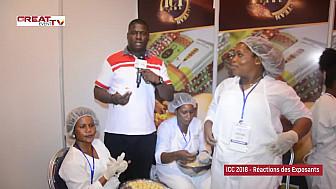 Découverte des exposants à ICC 2018