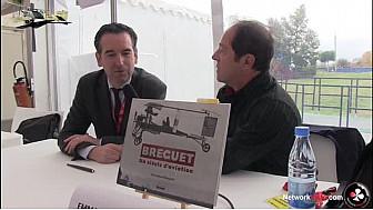 Toulouse : Interview de Emmanuel Bréguet pour son livre consacré à son  grand père Louis Bréguet  @MontresBreguet
