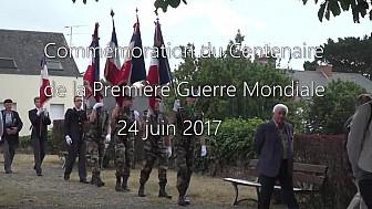 Commémorations du centenaire de l'arrivée des américains dans la 1ére guerre mondiale - @VilleSavenay @Prefet44 @BrunoRetailleau