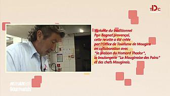 Instants gourmands : le Pain Bagnat de Mougins une Recette simple signée Dominique FANTINO @TVdeschefs @Smartrezo