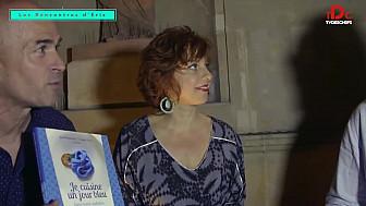 TVdesChefs : Tous en bleu face à l'autisme autour du livre Je cuisine un Jour bleu  de Josef Schovanec et Claude Carat. @TVdeschefs @Smartrezo