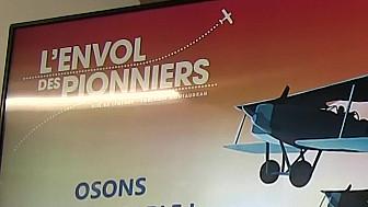 La piste des géants  Pionners  de l'Aéronautique  #Machine  @Toulouse  #Occitanie @EnvolPionniers