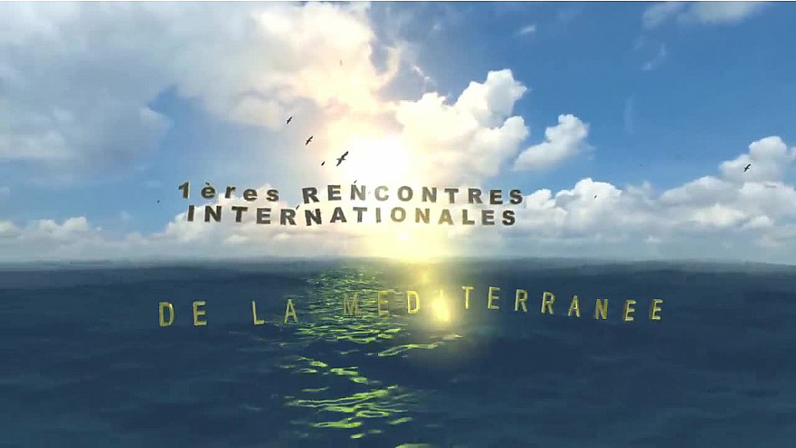 1ères Rencontres Internationales de la #méditerranée #environnement #ecologie #economie @Occitanie @Smartrezo