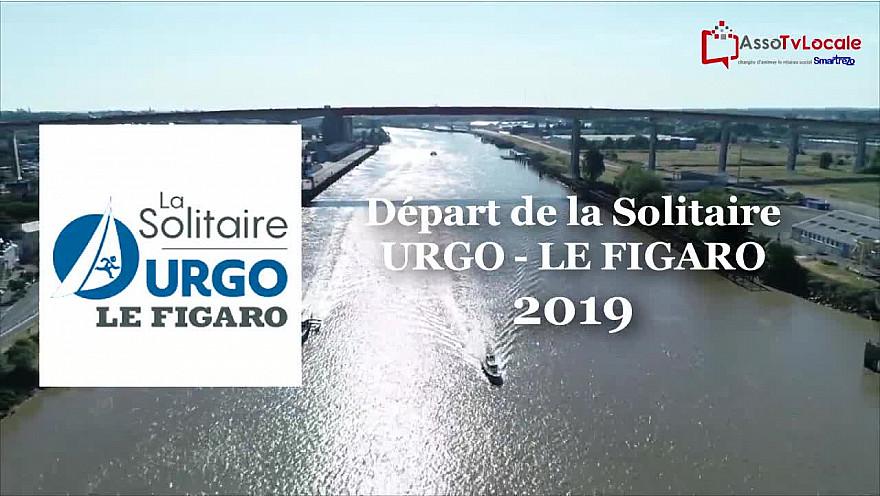 Départ de la 50ème édition de la Solitaire URGO - LE FIGARO :  étape 1 Nantes-Pornichet / Kinsale @LaSolitaire_50e