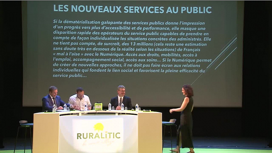 RURALITIC 2019 'LES NOUVEAUX SERVICES AU PUBLIC'