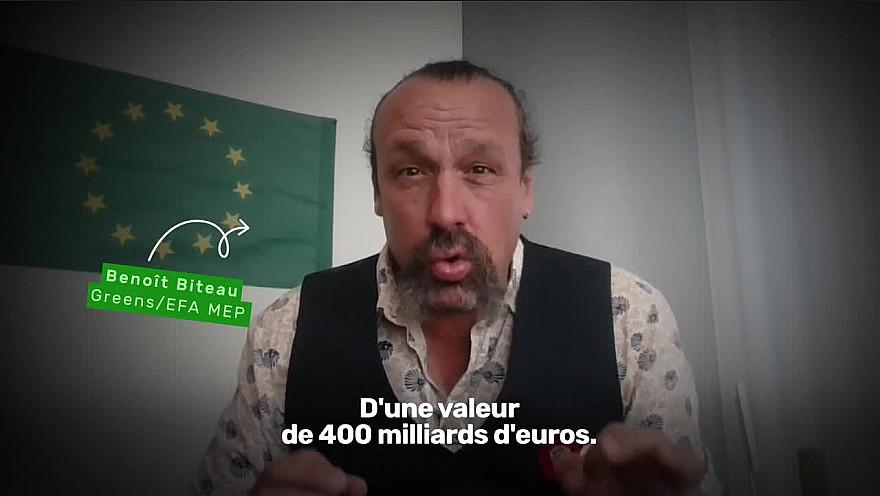 Au Parlement européen, une politique agricole commune désastreuse pourrait être adoptée. Mobilisons-nous ! @BenoitBiteau #VoteThisCAPdown