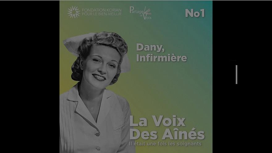 Paroles d'Ehpadienne Dany infirmière 1